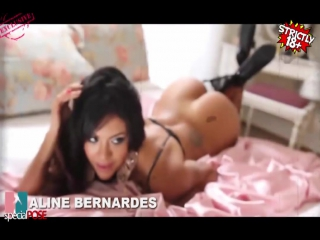 ADULT ONLY Aline Bernardes Private Photoshoot Behind The Scene UNCENSORED