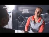 В эксклюзивном интервью cctvnews, двукратный победитель Grand Slam Светлана Кузнецова говорит о карьере, будущих целях и опыте