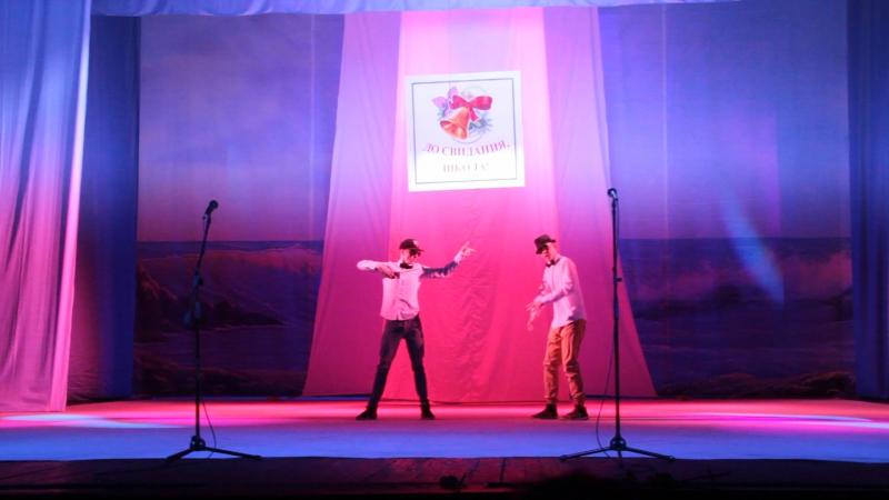 Beat It Выпуск 2015 школа № 40