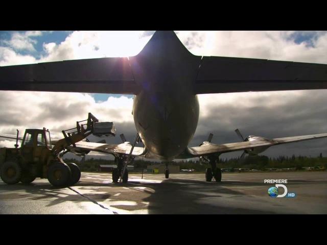 Полеты вглубь Аляски Ч.1