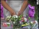 Свадебный венок невесты. Мастер-класс от агентства Elamor