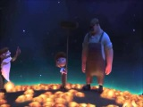 Cortos pixar- The moon (La luna)