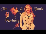 Jim &amp Jamie Moriarty  Who are you really BBC SherlockElementary crossover