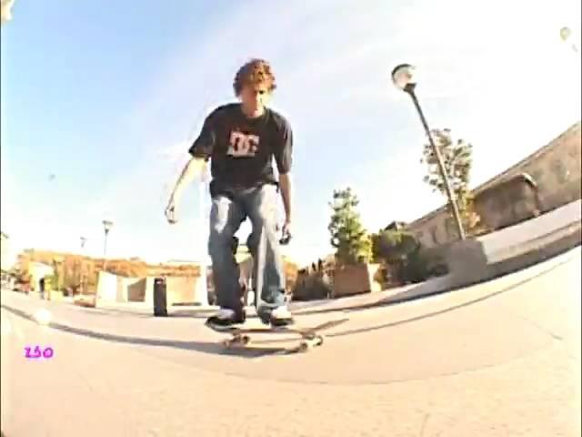 DOPADOS skate video. Friends section.
