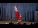 Deewani Mastani dance performance Oksana Demyanchuk