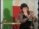 кукла Доманя из мешковины mp4