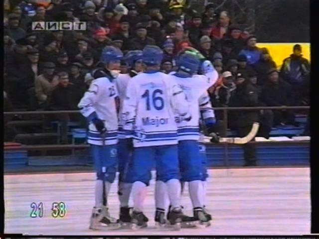 22.03.2008. Байкал-Энергия - Динамо (Москва)