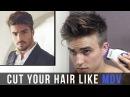 Cut Your Hair like Mariano Di Vaio - Tutorial | Men's Hairstyles | Dre Drexler
