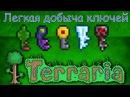 Terraria 1.3 - Ферма ключей,денег,карт пиратов.