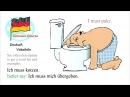 German Vocabulary Course 18 Krankheit Deutsch Vokabeln