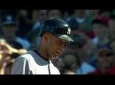 Последний выход на биту Д.Джитера в карьере MLB