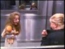 Розыгрыш Страшный прикол в лифте