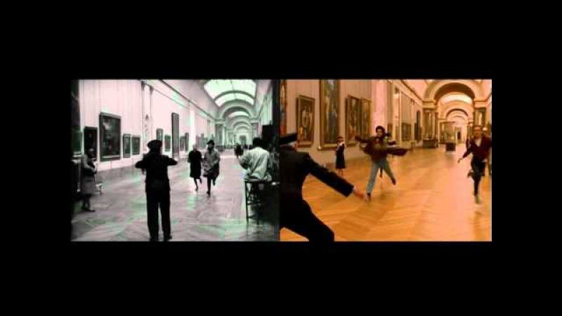 Bande à Part(1964) vs The Dreamers(2003)