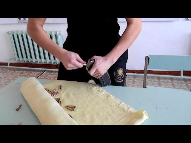 Разборка и сборка магазина AK-74