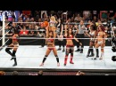 Charlotte vs. Brie Bella vs. Sasha Banks divas triple threat match wwe battleground july 19 2015
