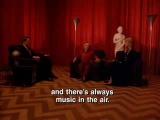 Отрывок из сериала «Твин Пикс», 1990 / Черный вигвам