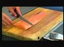 Семга разделка, нарезка для суши, сашими, на кусок и т д