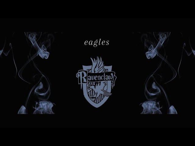Eagles ravenclaw house