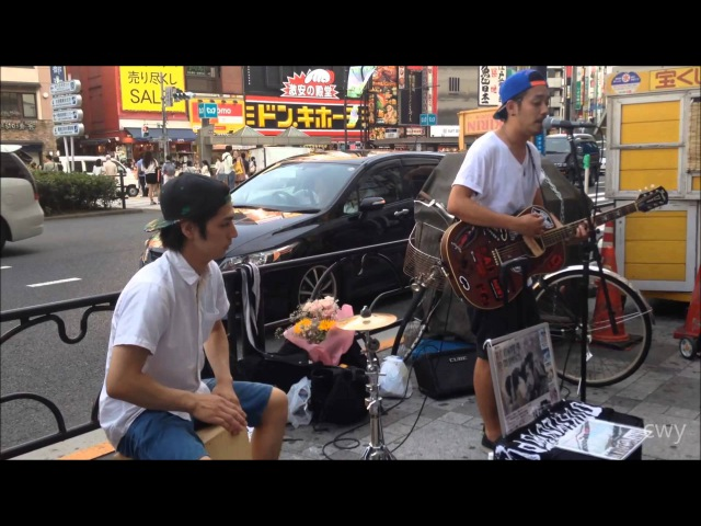ROOKiEZ is PUNK'D Street Live in Ikebukuro - IN MY WORLD(アコースティック)