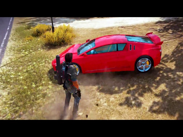 JUST CAUSE 3 New Gameplay (7 Minutes)