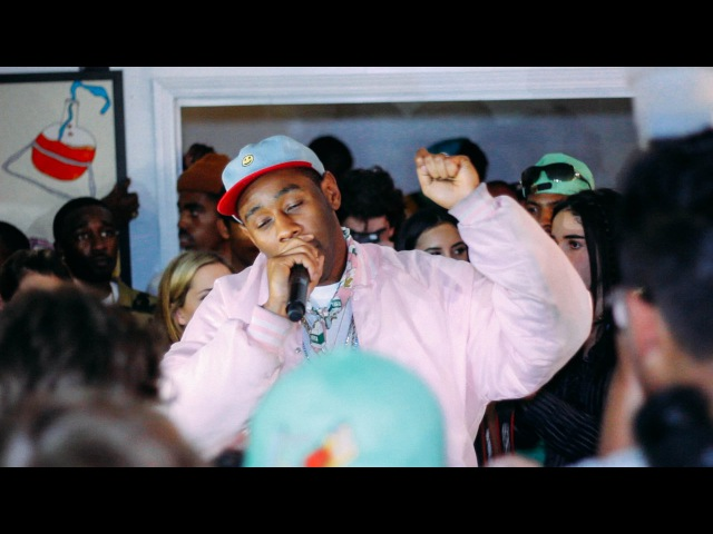 Tyler the Creator Kali Uchis Perform an Unreleased Song