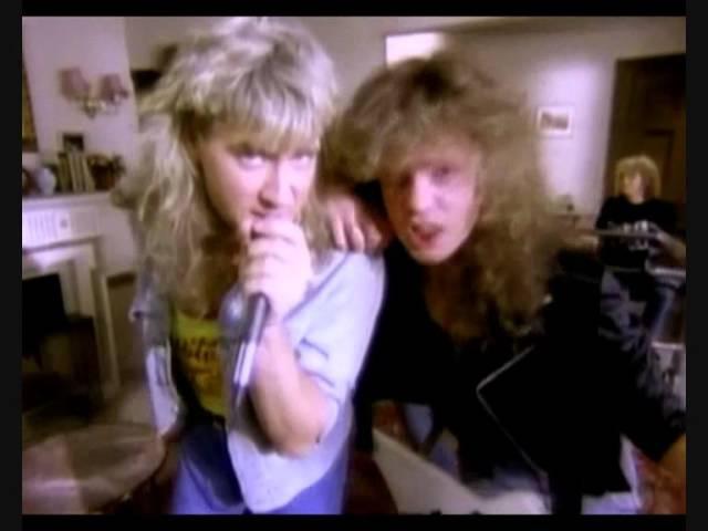 Def Leppard - Pour Some Sugar On Me (1987) HD/HQ