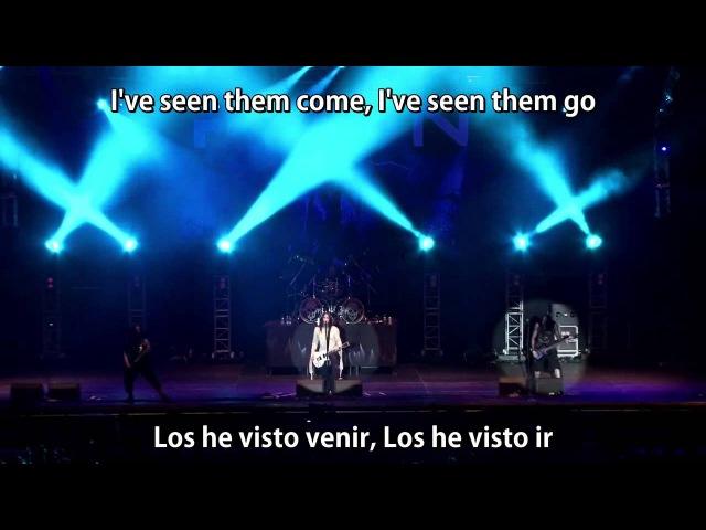 Pain - Same Old Song (Lyrics Subtitulado al Español)