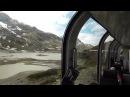 Bernina Express video guide Milan to Zurich