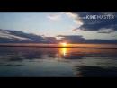 """Закат в гостевом доме """"Райское Гнёздышко""""  (лето, отдых, море, солнце)"""