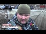 Визит к Скорпиону  на линии фронта  Пески  ТВ «СВ   ДНР», Выпуск 223