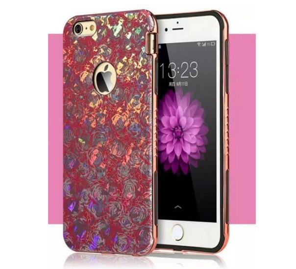 """SALE Пластиковая накладка """"GEBEI"""" для Apple iPhone 6/6s (4.7"""") по специальной цене всего лишь за 119 грн. вместо 269грн."""