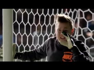 Реклама найк К Роналдо, Неймар, Уейн Руни, Эден Азар, Ибрагимович, Иньеста