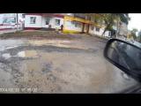 идеально ровные дороги в Тайге)