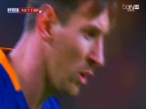 Великолепный гол Лео Месси со штрафного