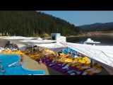 sunny morning in Voda Club August 2015