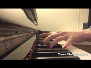 Yana Chernysheva-We're All We Need (By Above&Beyond) [Piano Version]
