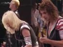 Выступление хеви-метал бэнда Judas Priest в калифорнийском San Bernadino 1983 may29.