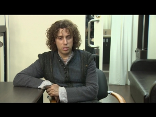 М.Галкин про фильм Всё могут короли
