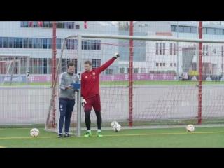 На каждого Джиджи Буффона в Мюнхене найдется свой Мануэль Нойер, умеющий отражать мячи вслепую.