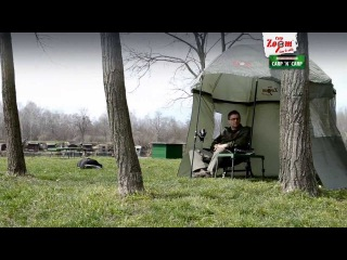 Зонт-Палатка Carp Zoom Umbrella Shelter - www.fishing-shop.com.ua