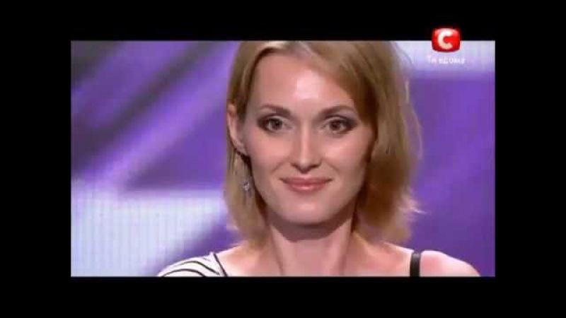 X-фактор 2 - Аида Николайчук. Для Украины.