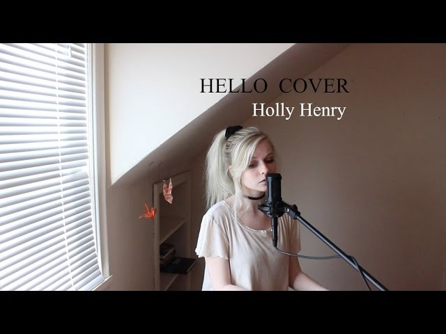 Hello - Adele (Holly Henry Cover)