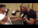 Inside Alistair Overeem's Pre Fight Training PROcast UFC ON FOX