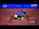 Gao Ning vs Robert Gardos (Asia vs Europe 2015)
