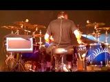 Kai Hahto (Nightwish) Drumcam 'Ghost Love Score' ( EspooFinland13.11.2015)