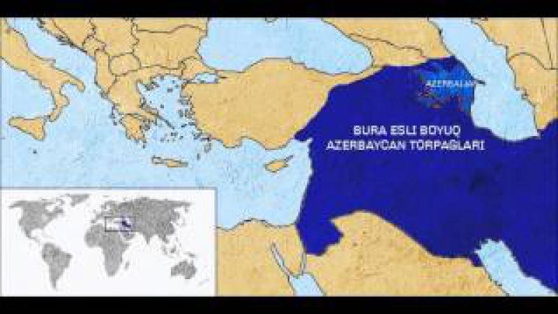 AZERBAIJAN TORPAGI -- Butov Azerbaycan - Boyuk - Azerbaijan - Guney Azerbaijan