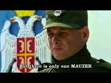 Roki Vulovic - Panteri  Mauzer ,English Lyrics