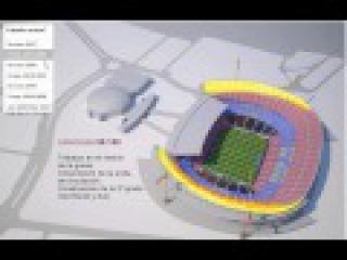 Upgrade Camp Nou - Graphics / Реконструкция Камп Ноу - Графика