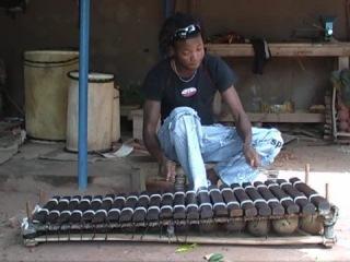 Abdoulaye Diabaté - Balafon Diatonique BaraGnouma