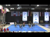 ECC 2015 - SCCTL6 - No Limit (Russian Cheerleading Federation, RU)